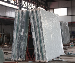 White steel doors and windows equipment