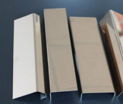 Super group folded plate products