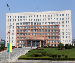 Office building of Lushun government